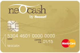 Carte_Neocash_Mastercard